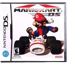 Mario Kart DS Cartridge
