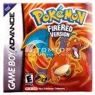 Pokemon FireRed Version (Game Boy Advance, 2004)