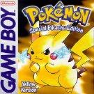 Pokemon Yellow: Special Pikachu Edition (Game Boy, 1998)