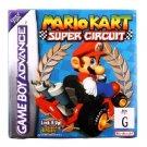 Mario Kart Super Circuit (Game Boy Advance, 2001)