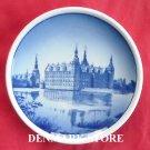 Frederiksborg Slot Vintage Danish Aluminia Royal Copenhagen Mini Plate 6 2010