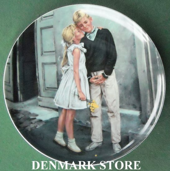 Danish Bing Grondahl Copenhagen Six Issue Kurt Ard Moments Of Truth 1986