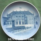 Vintage Danish Royal Copenhagen Denmark Amalienborg Slot plate