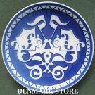 Danish Mothers Day Plate Royal Copenhagen Denmark  1977