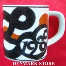 Danish Royal Copenhagen Denmark Large Annual Mug 1980