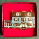 Bing & Grondahl Denmark Collection Ornament 1920s House