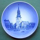 Vintage Kaj Lange Royal Copenhagen Denmark Aalborg Domkirke church plate