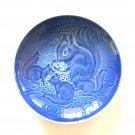 Bing & Grondahl Denmark Mother's Day Plate Squirrel 1977