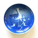 Mother's Day Plate Danish Bing & Grondahl Denmark Grebe with Chicks 1978