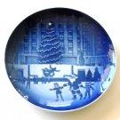 Bing & Grondahl Copenhagen Christmas In America 1988 Plate