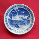 Royal Copenhagen Christmas Mini Plate 1990