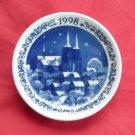 Royal Copenhagen Boxed Christmas Mini Plate 1998