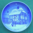 Danish Desiree Svend Jensen Denmark Old Copenhagen Blue plate 1979