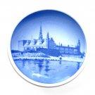 Kronborg Slot Danish Aluminia Royal Copenhagen Vintage Mini Plate