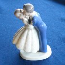Vintage danish Bing & Grondahl B&G Copenhagen First Kiss large figurine 2162