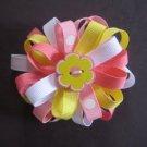 Flower Loop Bow
