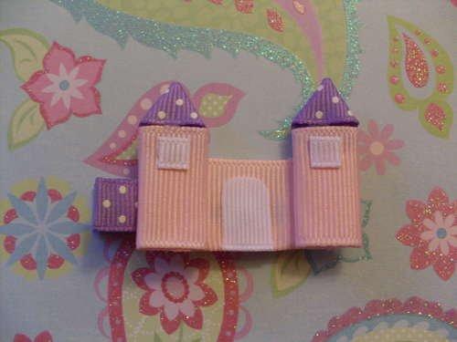 Princess Castle Clippie