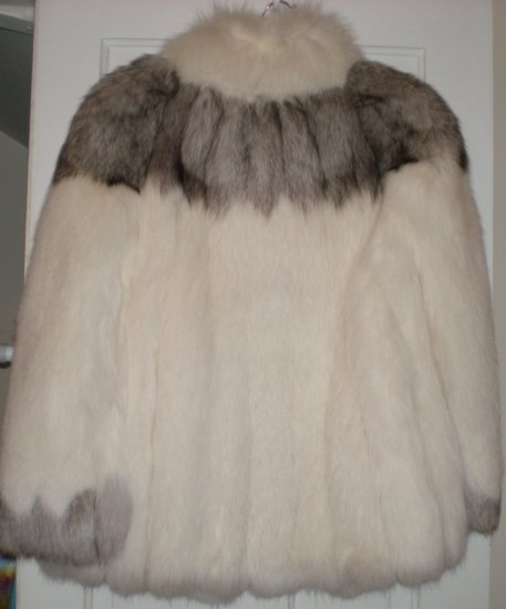 Saga Real Fox Fur