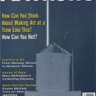 ARTnews magazine Nov 2001 World Trade Center, Duane Michaels