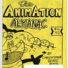 The Animation Almanac mini comic, 1991, One Man Studio