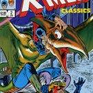 X-Men Classics #2 Neal Adams, Roy Thomas, Near Mint+ 9.6