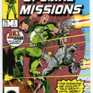 G.I. Joe Special Missions #1, Near Mint, 1986