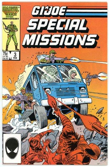 G.I. Joe Special Missions #3, Near Mint 9.4
