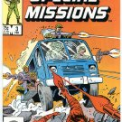 G.I. Joe Special Missions #3, Near Mint 9.4