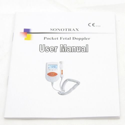 pocket fetal doppler how to use