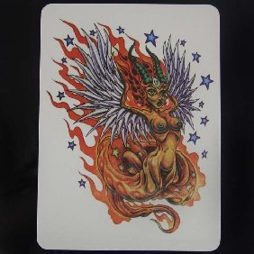 3 pcs of 15X20cm Colored Tattoo Practice Skin for Needles