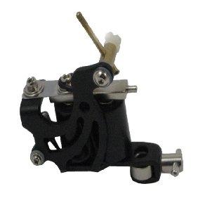 3 pcs Classical Black Tattoo Machine Gun Shader and Liner 10 Wrap Coils WS-MT104