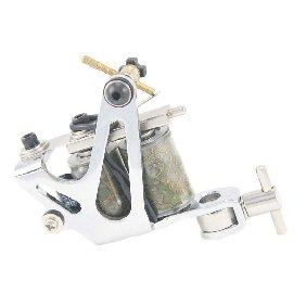 3 pcs Classical Tattoo Machine/Gun for Shader & Liner 10 Wrap Coils WS-MT017B