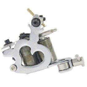 3 pcs Classical Tattoo Machine/Gun for Shader & Liner 10 Wrap Coils WS-MT029B