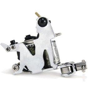 5 pcs Classical Tattoo Machine/Gun for Shader & Liner 10 Wrap Coils WS-MT009B
