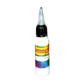 3 pcs White Color Intenze Tattoo Ink for Shader and Liner 30ml/bottle