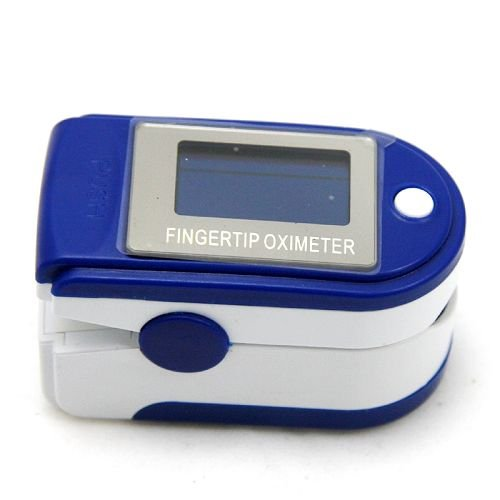 3 pcs Finger Fingertip Pulse Oximeter Oxymètre Color OLED Display-50D