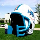 PRO SPORTS USA FOOTBALL HELMET SPORTS ENTRY TUNNEL INFLATABLE