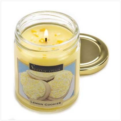 Lemon Cookies Candle