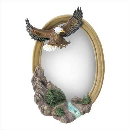 Mountain Eagle Mirror