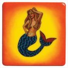 #13099 My Loteria Mermaid Magnet