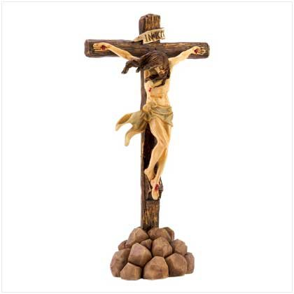 #12697 Renaissance Crucifix