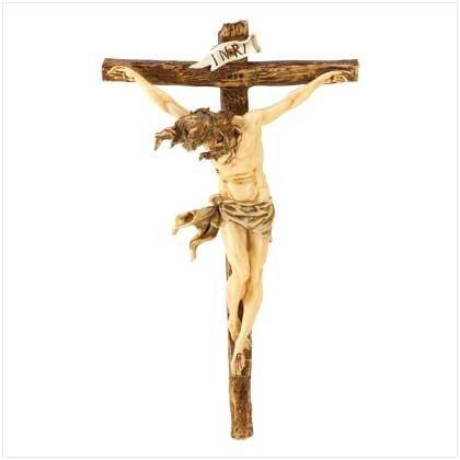 #12698 Classic Renaissance Crucifix