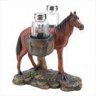 #12616 Packhorse Salt And Pepper Set