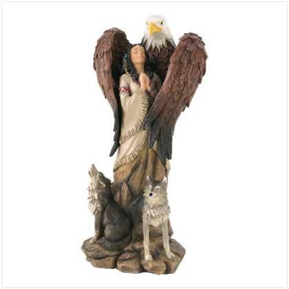 #12568 Mountain Spirit Figurine