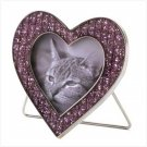 #12440 Pink Heart Photo Frame
