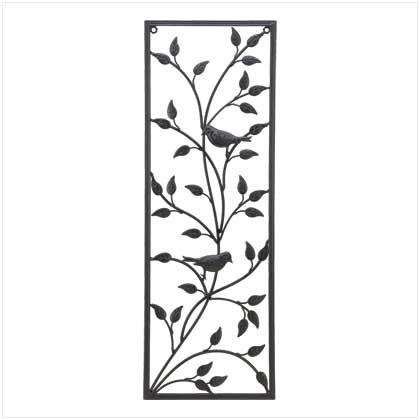 #12518 Songbird Wall Panel