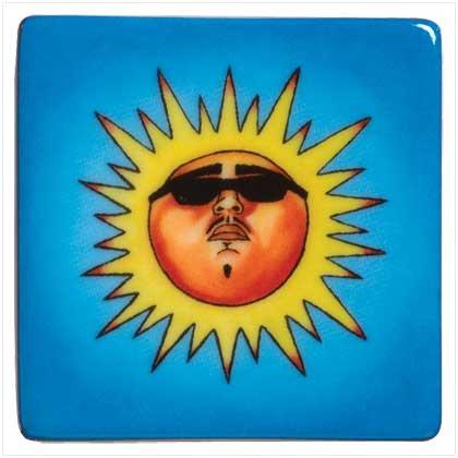 #13101 My Loteria Sun Magnet