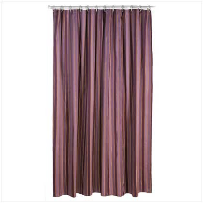 #12761 Royal Ombre Shower Curtain