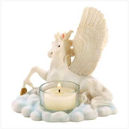 #12548 Pegasus Tealight Holder