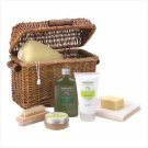 #12565 Healing Spa Bath Basket